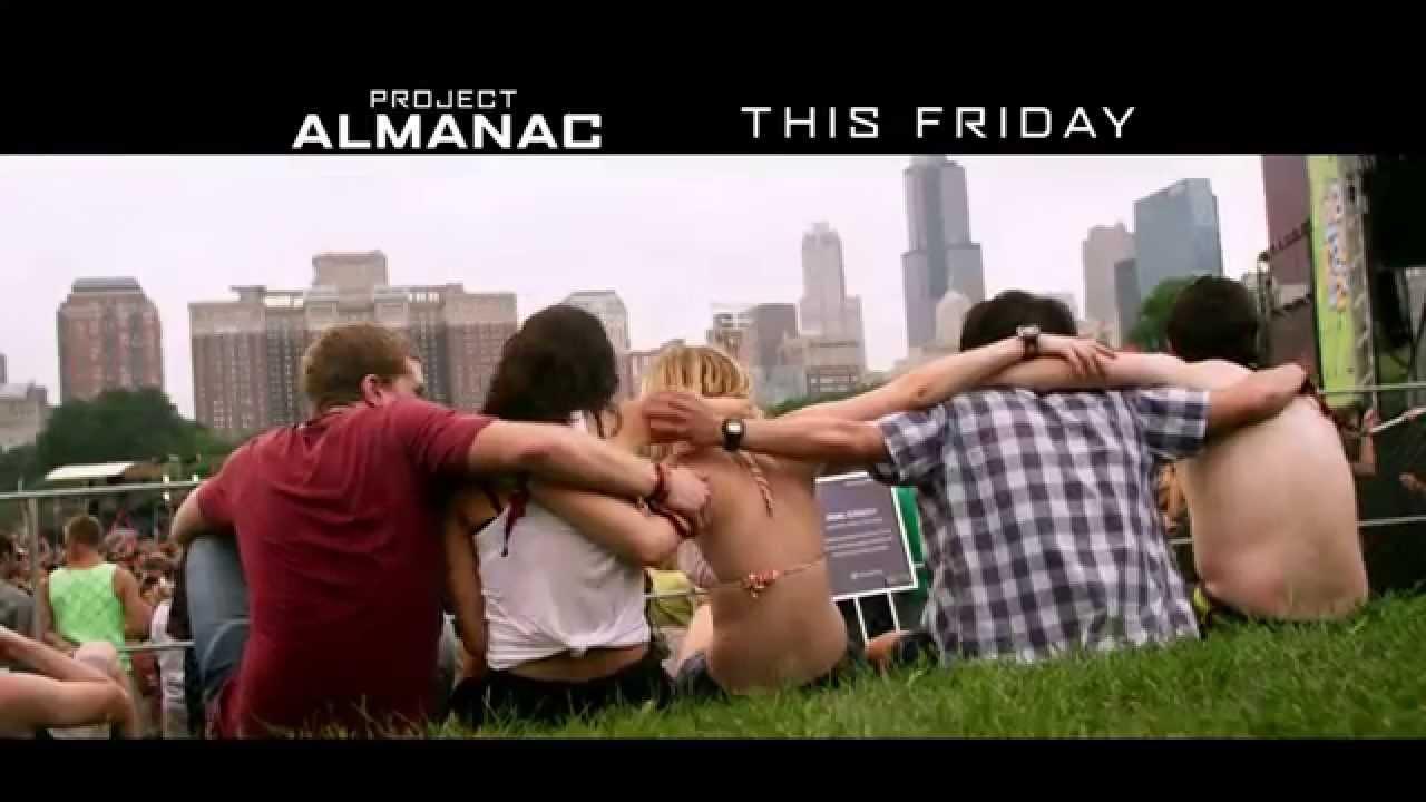 Project almanac movie download