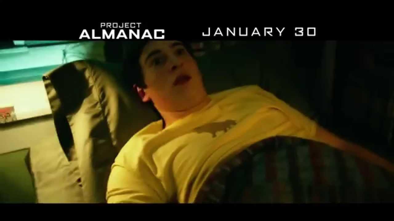 Project Almanac Movie – Change