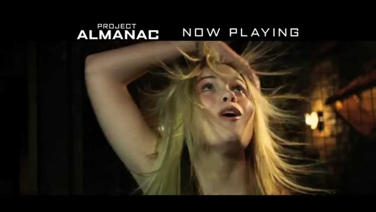 Project Almanac Movie – Experience