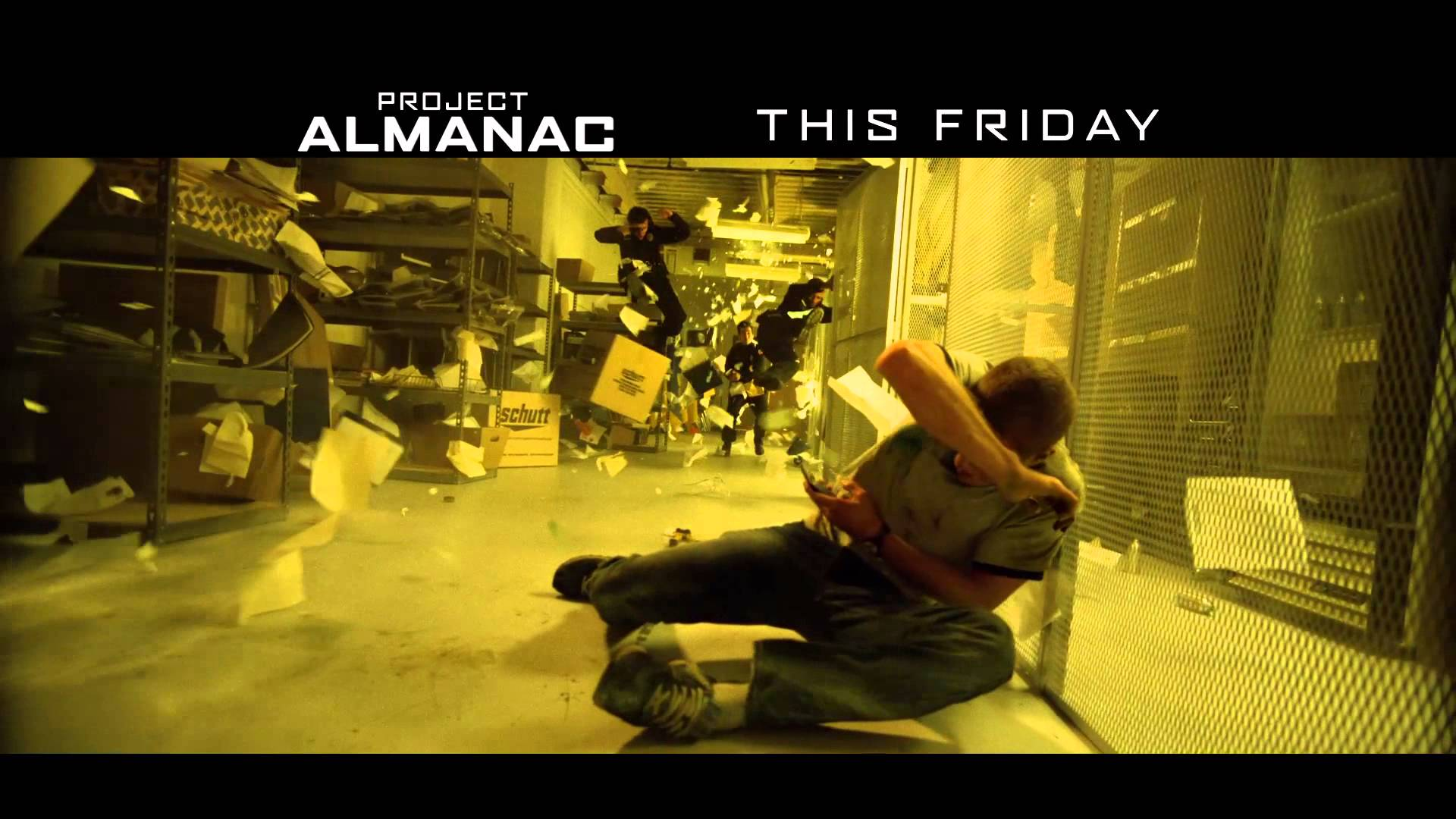 Project Almanac Movie – Prepare