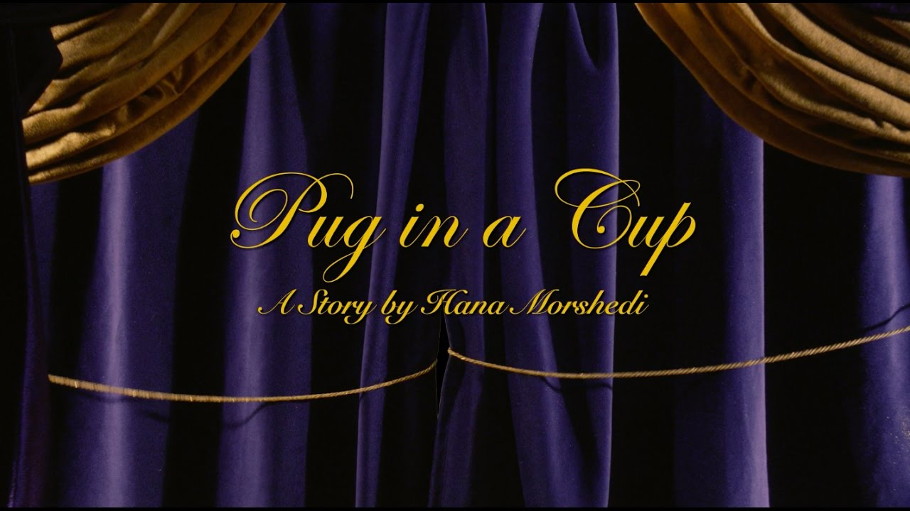 """""""Pug in a Cup"""" from """"Beyond the Castle: Stories Inspired by Disney's Beauty and the Beast"""""""