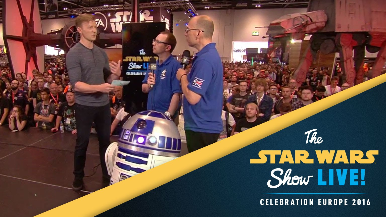R2 Builders Interview | Star Wars Celebration Europe 2016