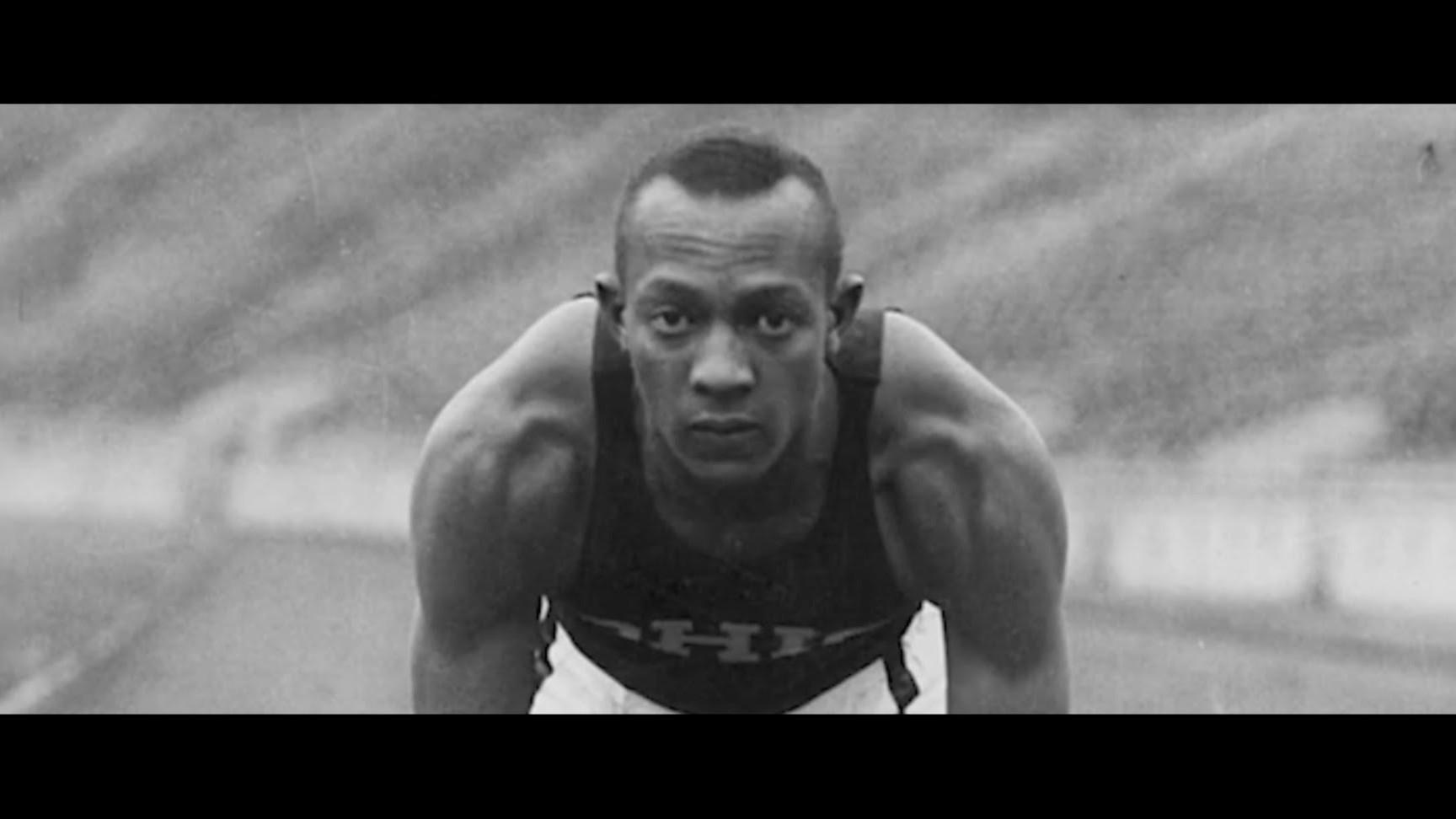 RACE – 'Meet Jesse Owens' Clip – In Theaters February 19
