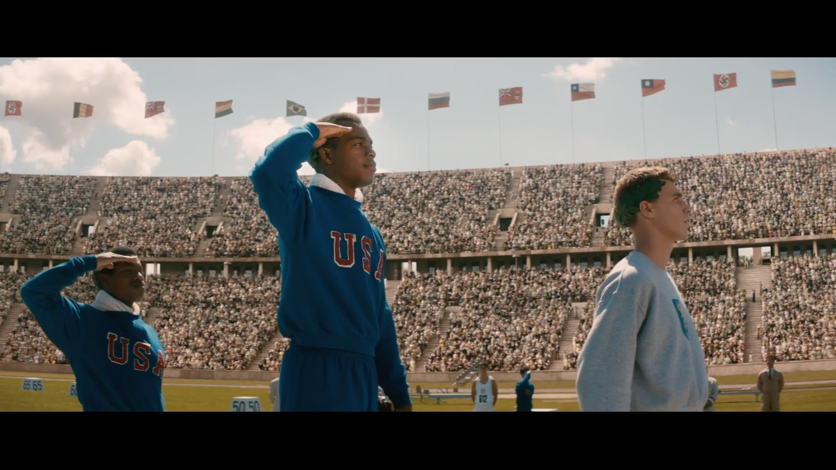 RACE – Official Theatrical Trailer – In Theaters February 19, 2016