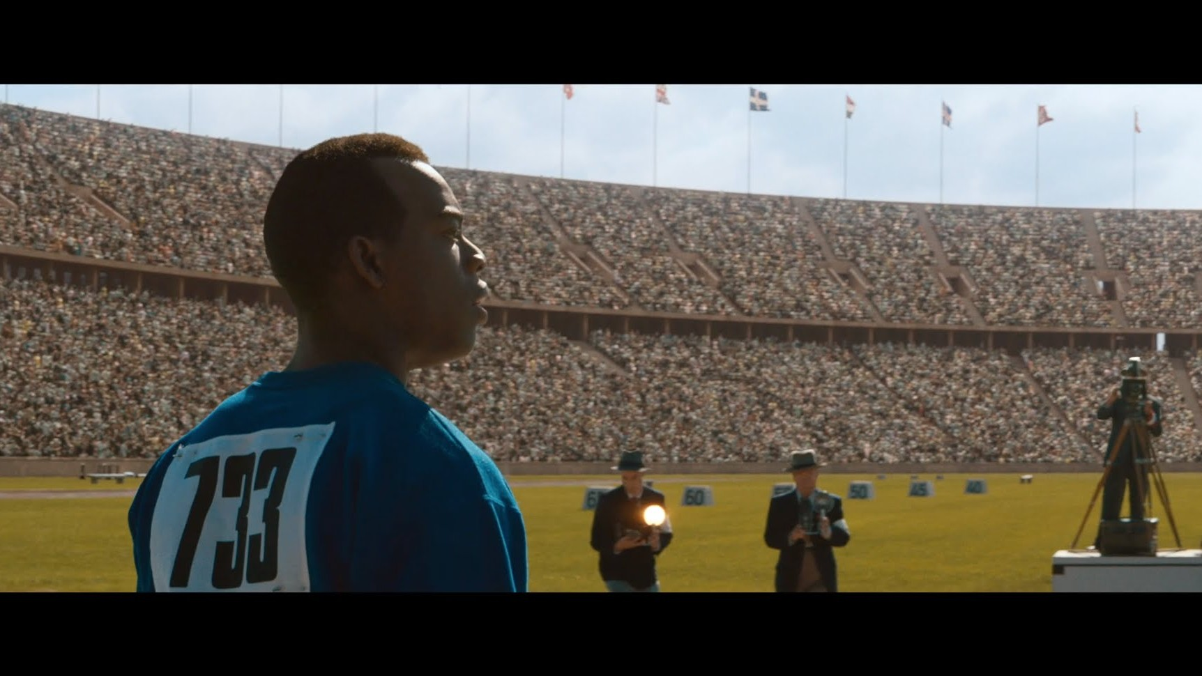 RACE – Official Trailer – In Theaters February 19, 2016