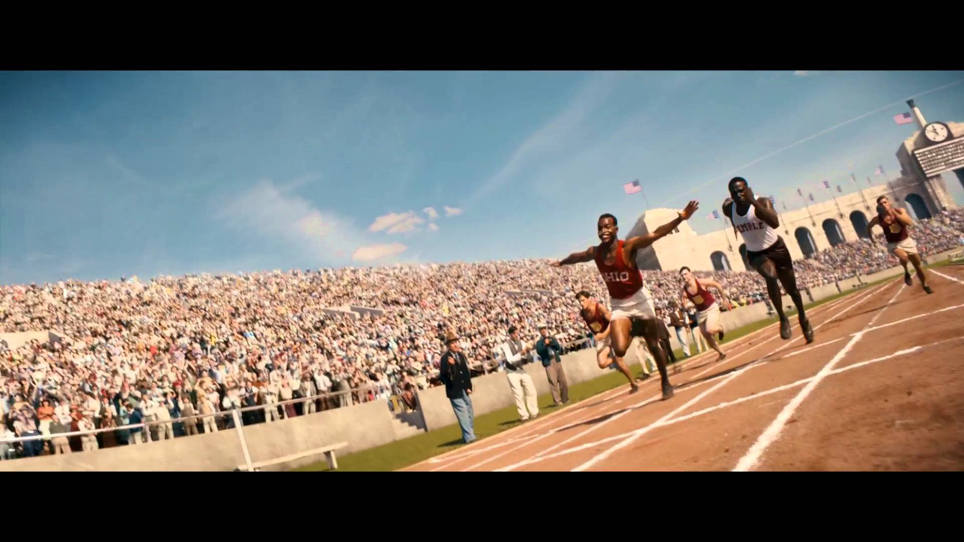 RACE – 'Setting the Stage' Featurette – In Theaters February 19
