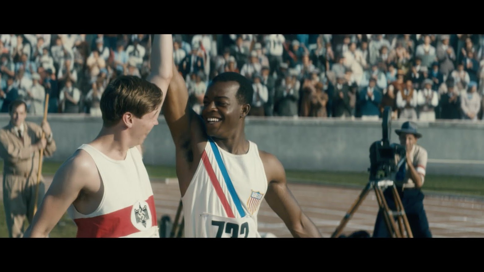 RACE – 'Sportsmanship' Clip – In Theaters February 19