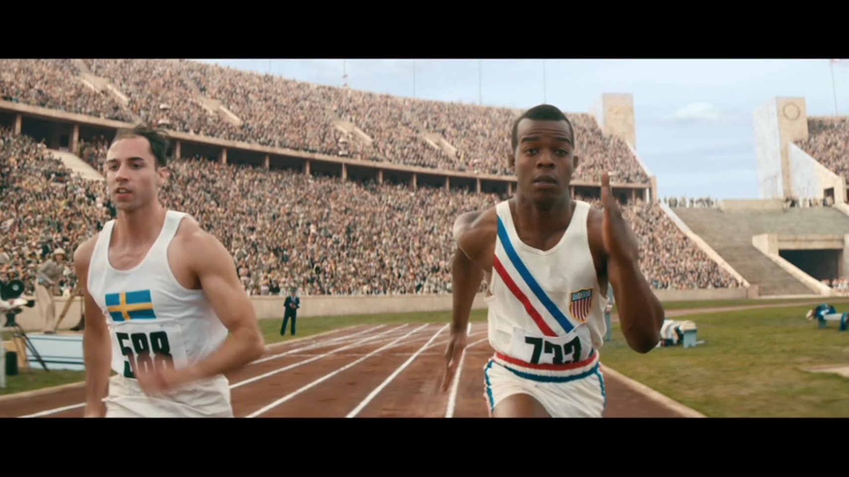 RACE – Trailer Tease – In Theaters February 19, 2016