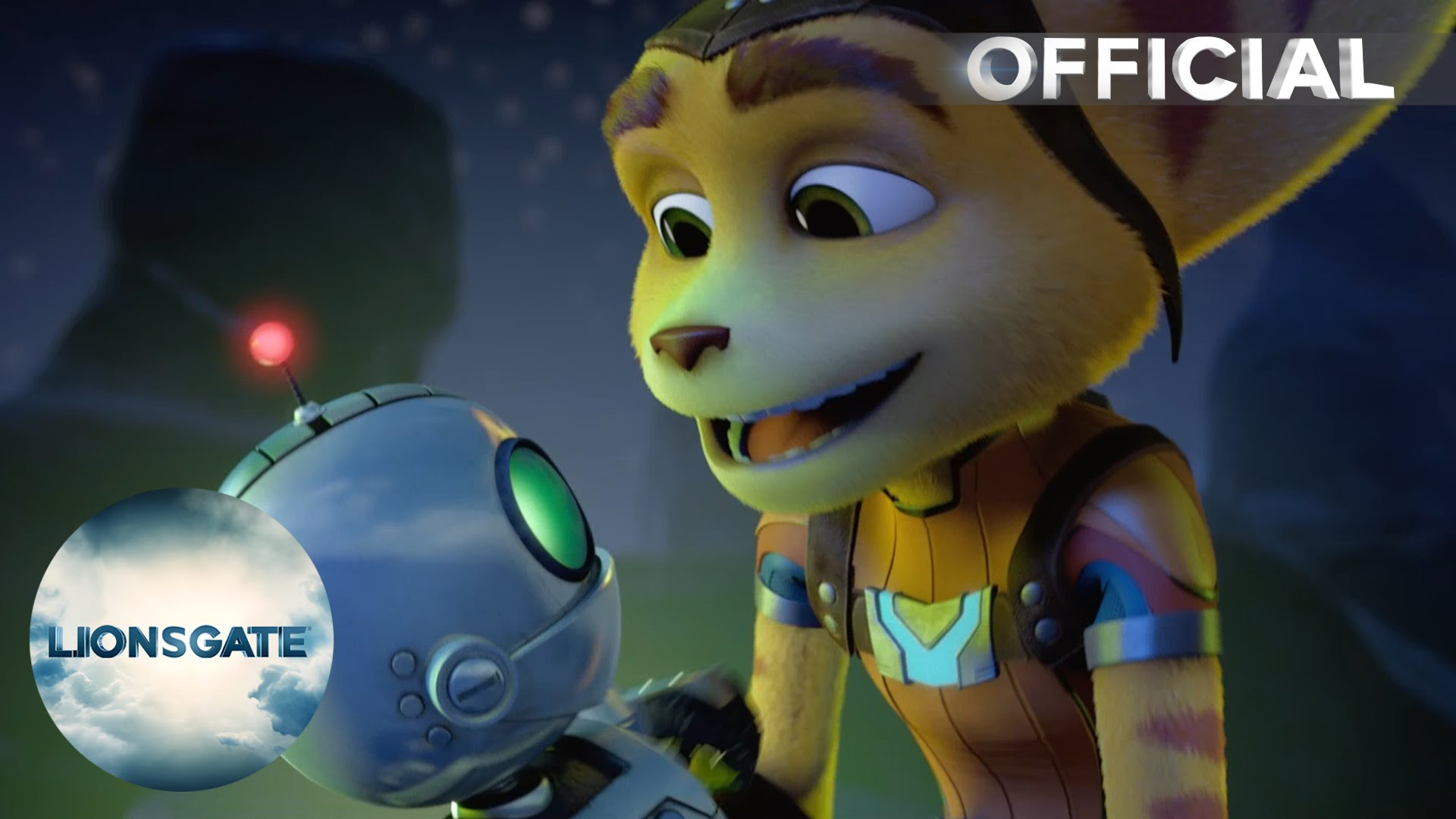 Ratchet and Clank – UK Trailer – On Digital Download August 22 & DVD August 29