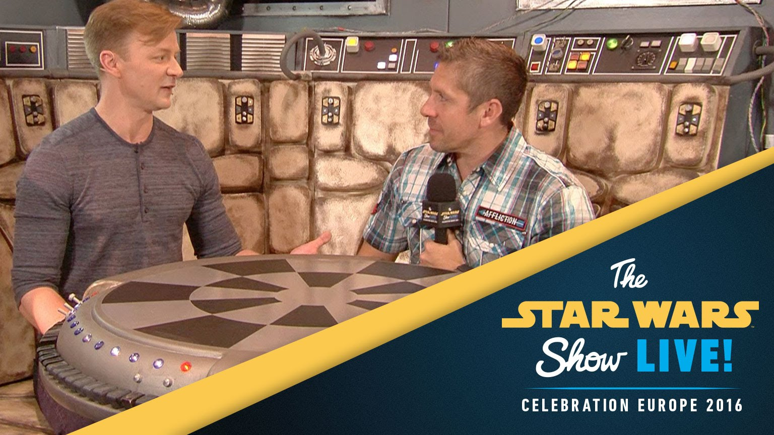 Ray Park Interview | Star Wars Celebration Europe 2016