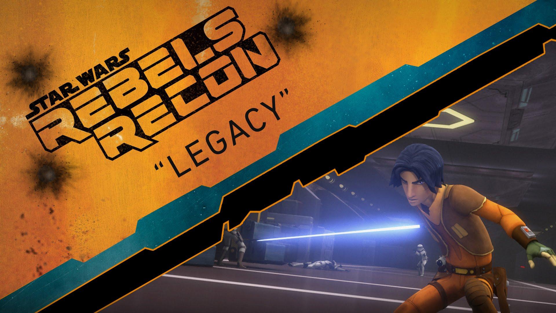 "Rebels Recon #2.10: Inside ""Legacy"" | Star Wars Rebels"