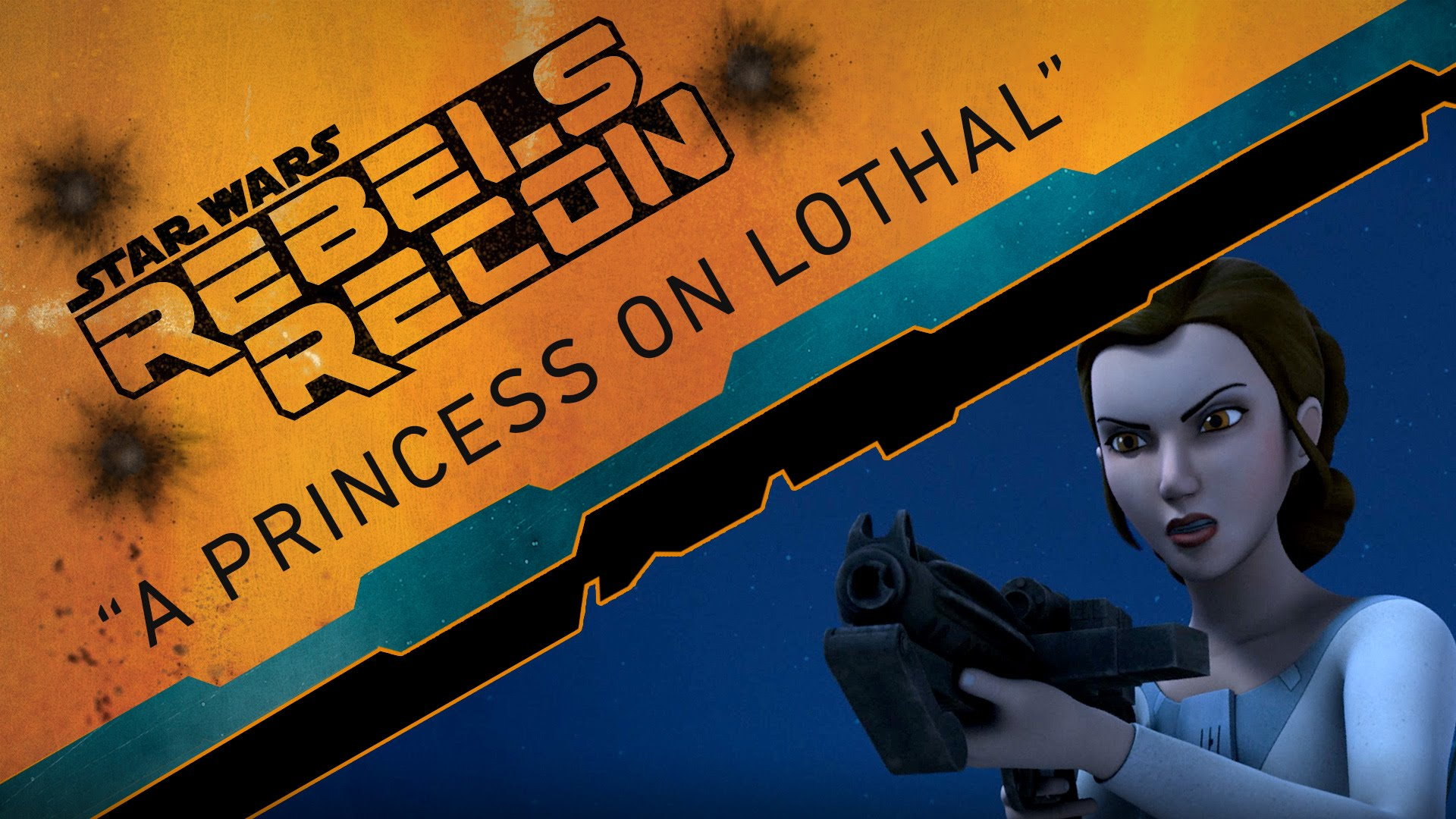 "Rebels Recon #2.11: Inside ""A Princess on Lothal"" | Star Wars Rebels"
