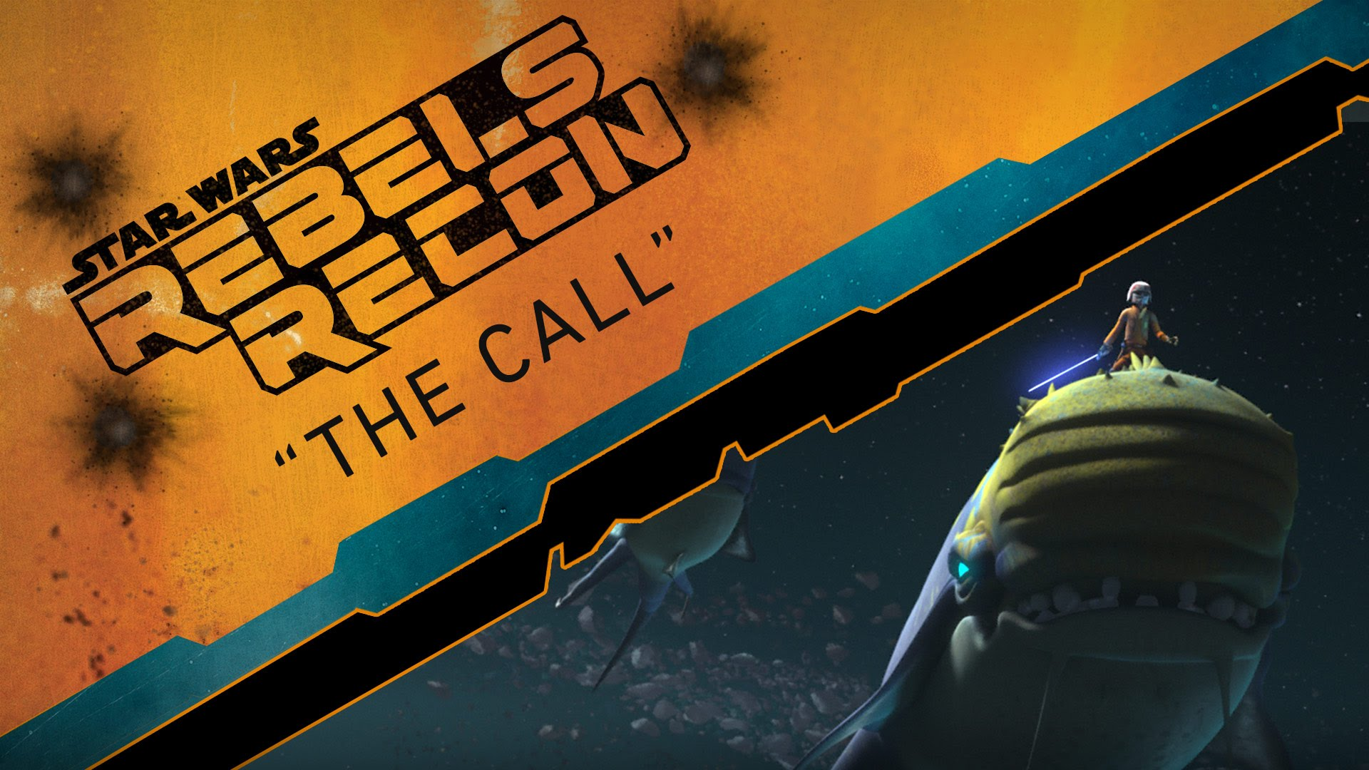 """Rebels Recon #2.14: Inside """"The Call""""   Star Wars Rebels"""