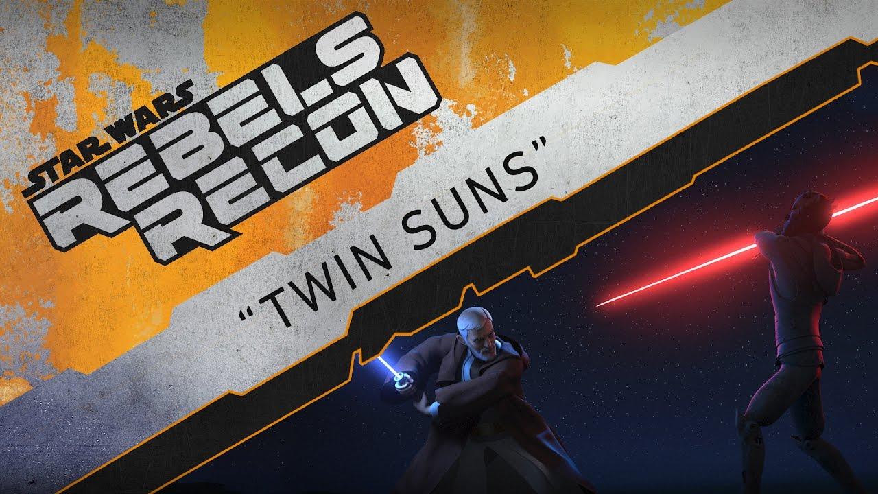 Rebels Recon #3.20: Inside Twin Suns  Star Wars Rebels