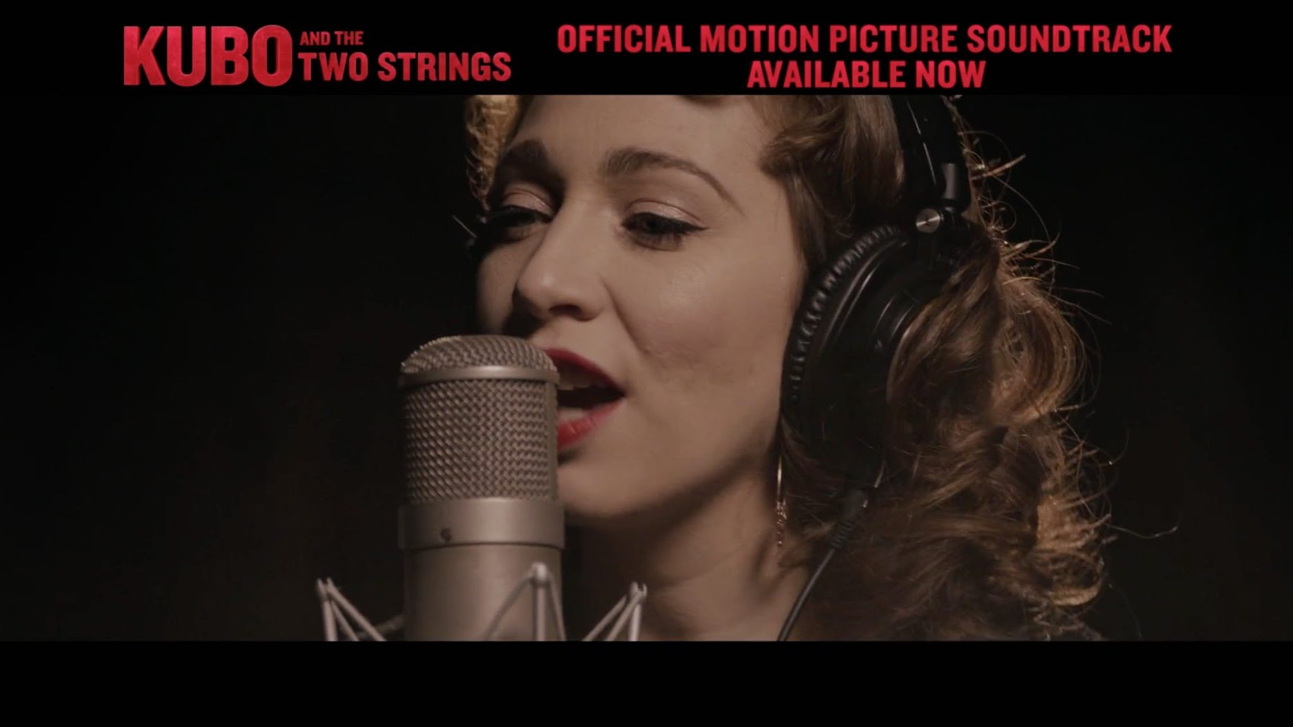 """Regina Spektor – """"While My Guitar Gently Weeps"""" – Official Video (From Kubo And The Two Strings)"""