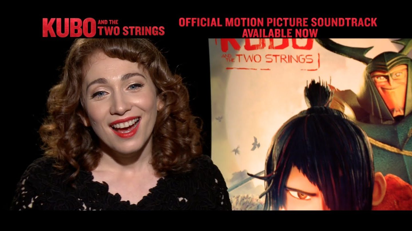 "Regina Spektor ""While My Guitar Gently Weeps"" Preview (From Kubo And The Two Strings)"