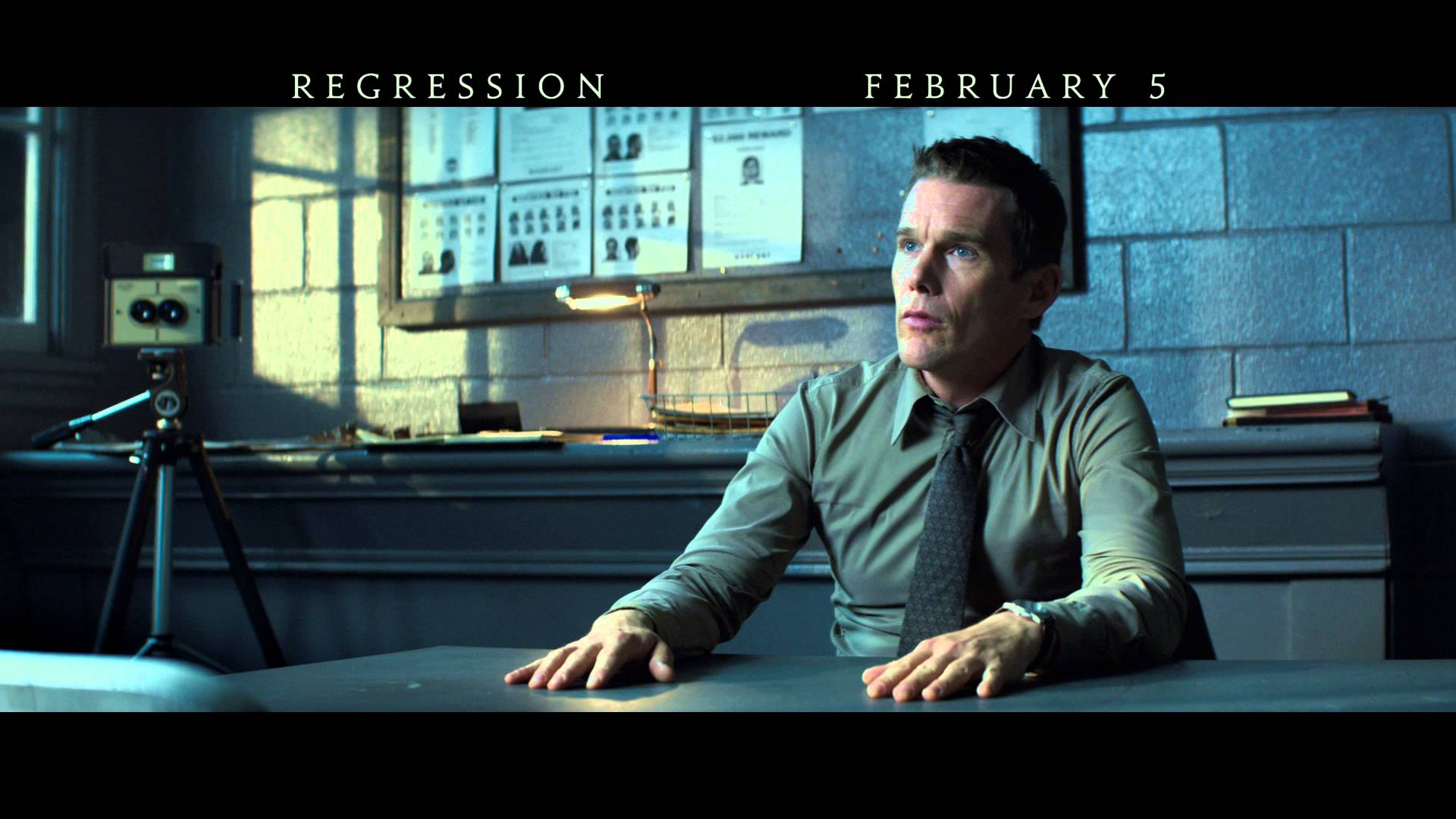 REGRESSION – Fear Always Finds Its Victim