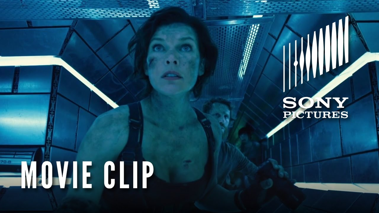 Resident Evil The Final Chapter Movie Clip Alice Awakes
