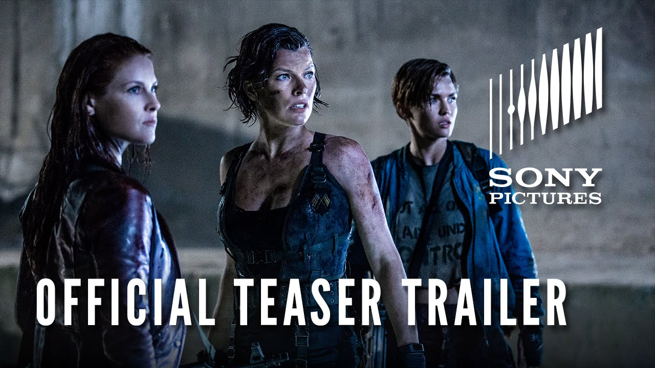 RESIDENT EVIL: THE FINAL CHAPTER – Official Teaser Trailer