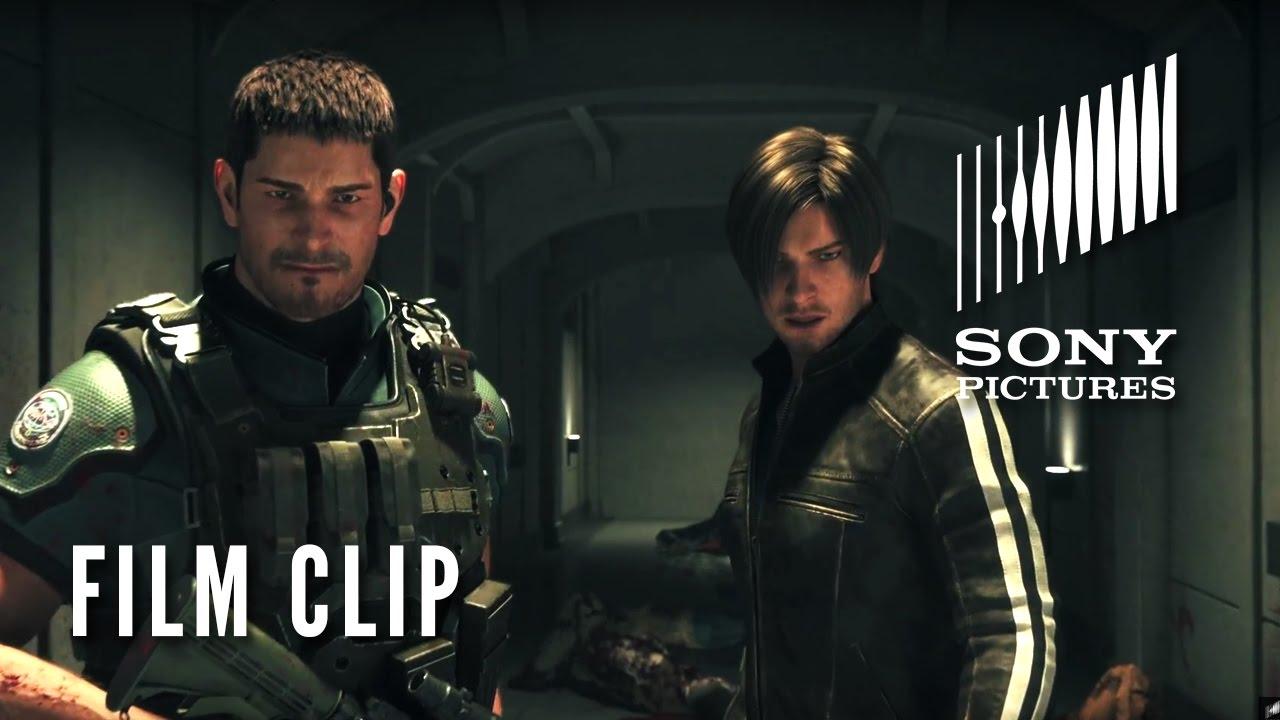 Resident Evil: Vendetta – Brand New Film Clip