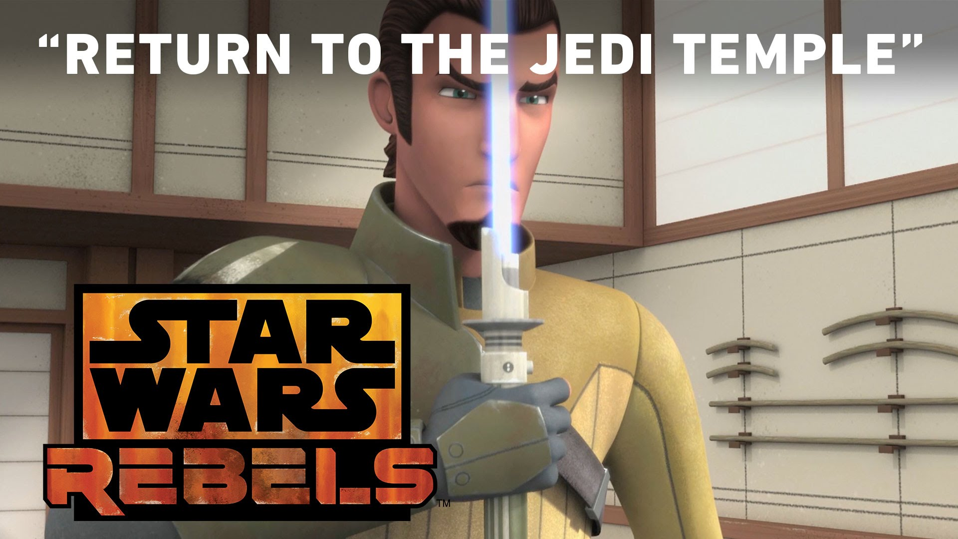 Return to the Jedi Temple – Shroud of Darkness Preview | Star Wars Rebels
