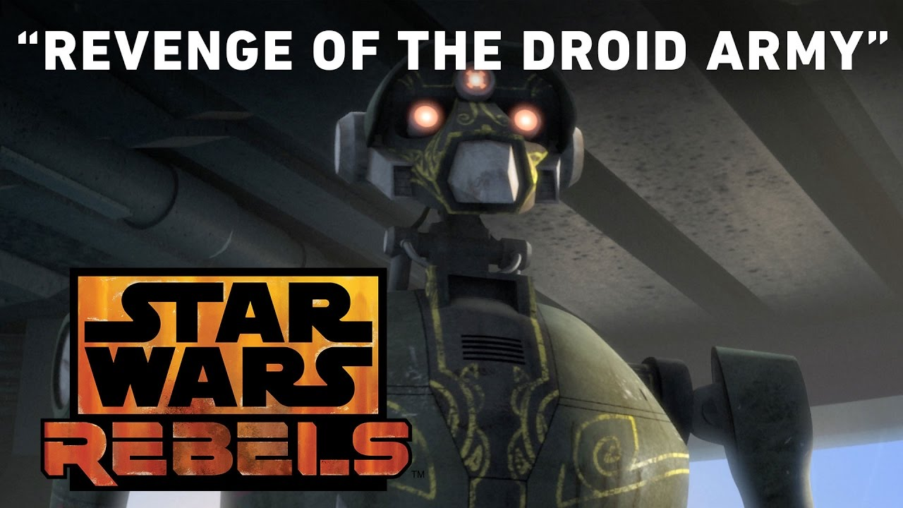 Revenge of the Droid Army – The Last Battle Preview | Star Wars Rebels