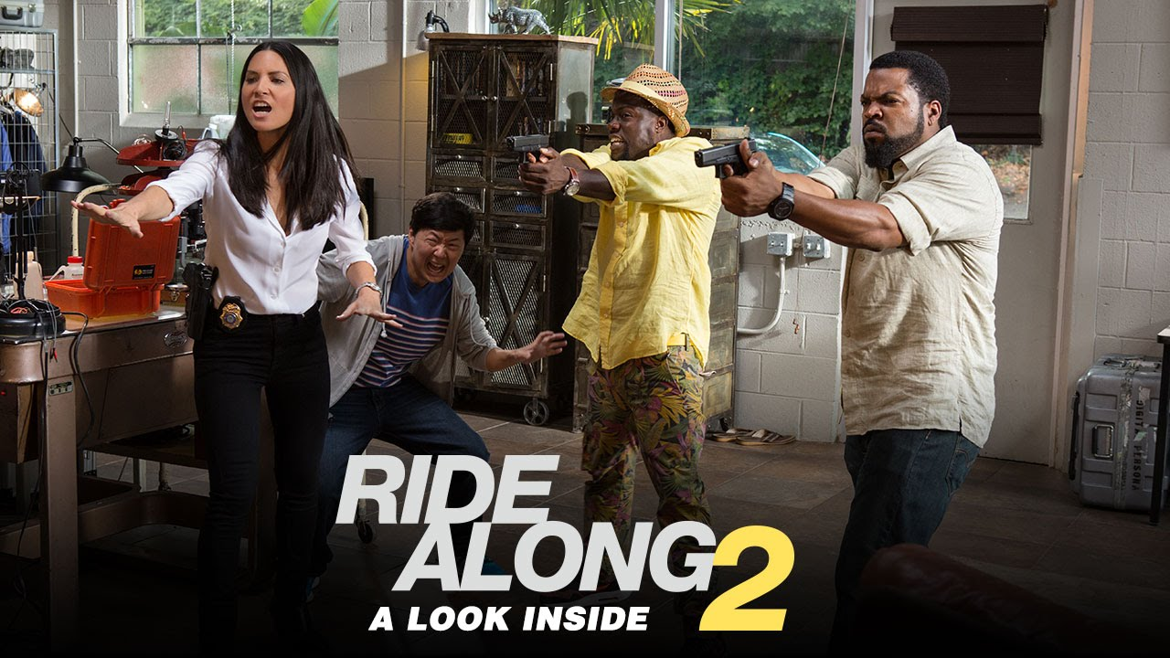 "Ride Along 2 – ""A Look Inside"" (HD)"