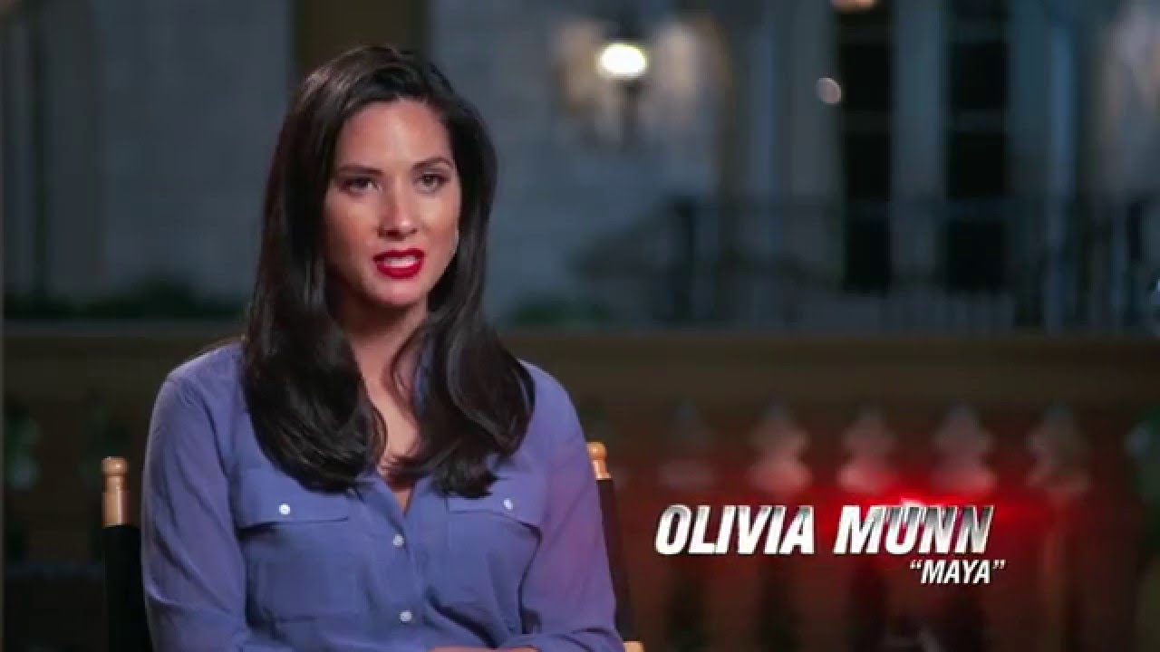 Ride Along 2 – Olivia Munn (Universal Pictures)