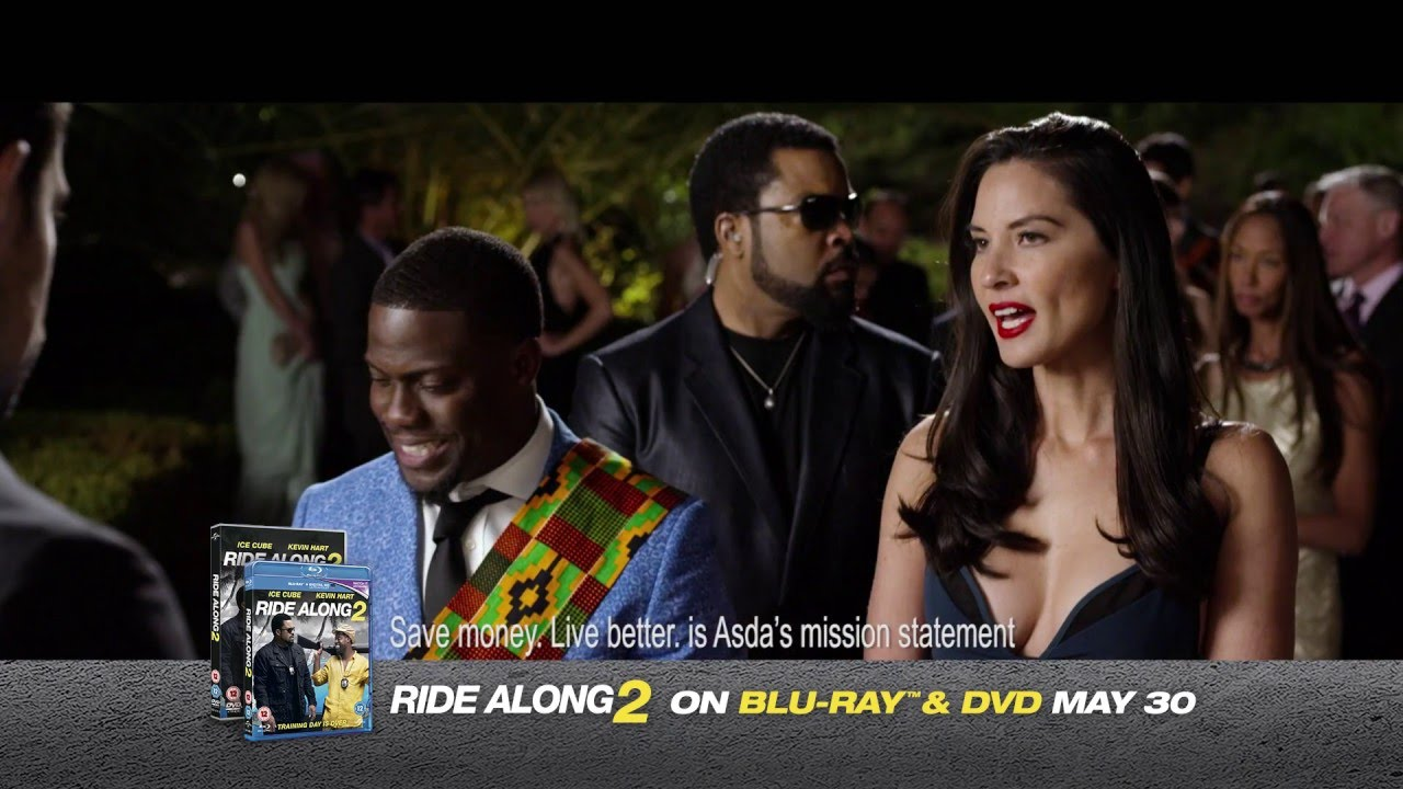 Ride Along 2 – On Blu-ray & DVD (Universal Pictures) HD
