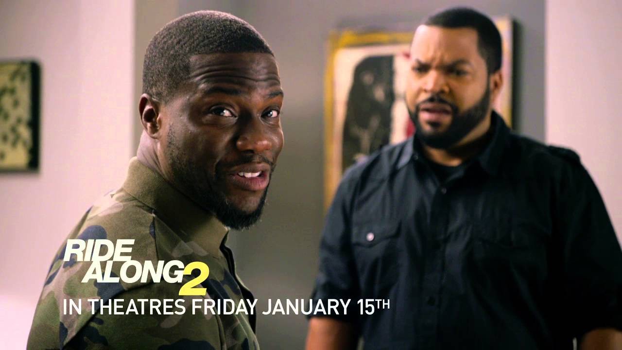 "Ride Along 2 – ""Real Husbands of Hollywood – Hart Sized Edition""  (HD)"