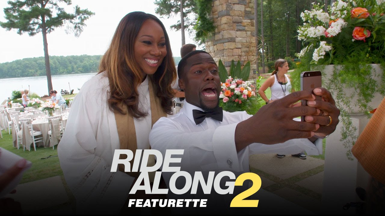 "Ride Along 2 – ""The Preacher Yolanda Adams"" Featurette (HD)"
