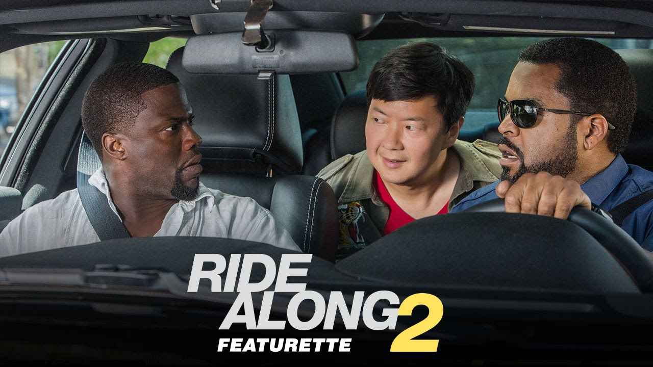 "Ride Along 2 – ""Unleashed Madness or Ladies Man: Ken Jeong"" Featurette (HD)"