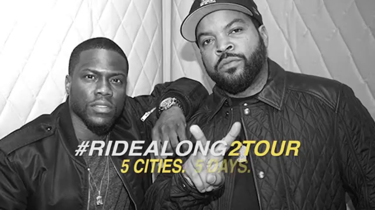 #RideAlong2Tour (HD)