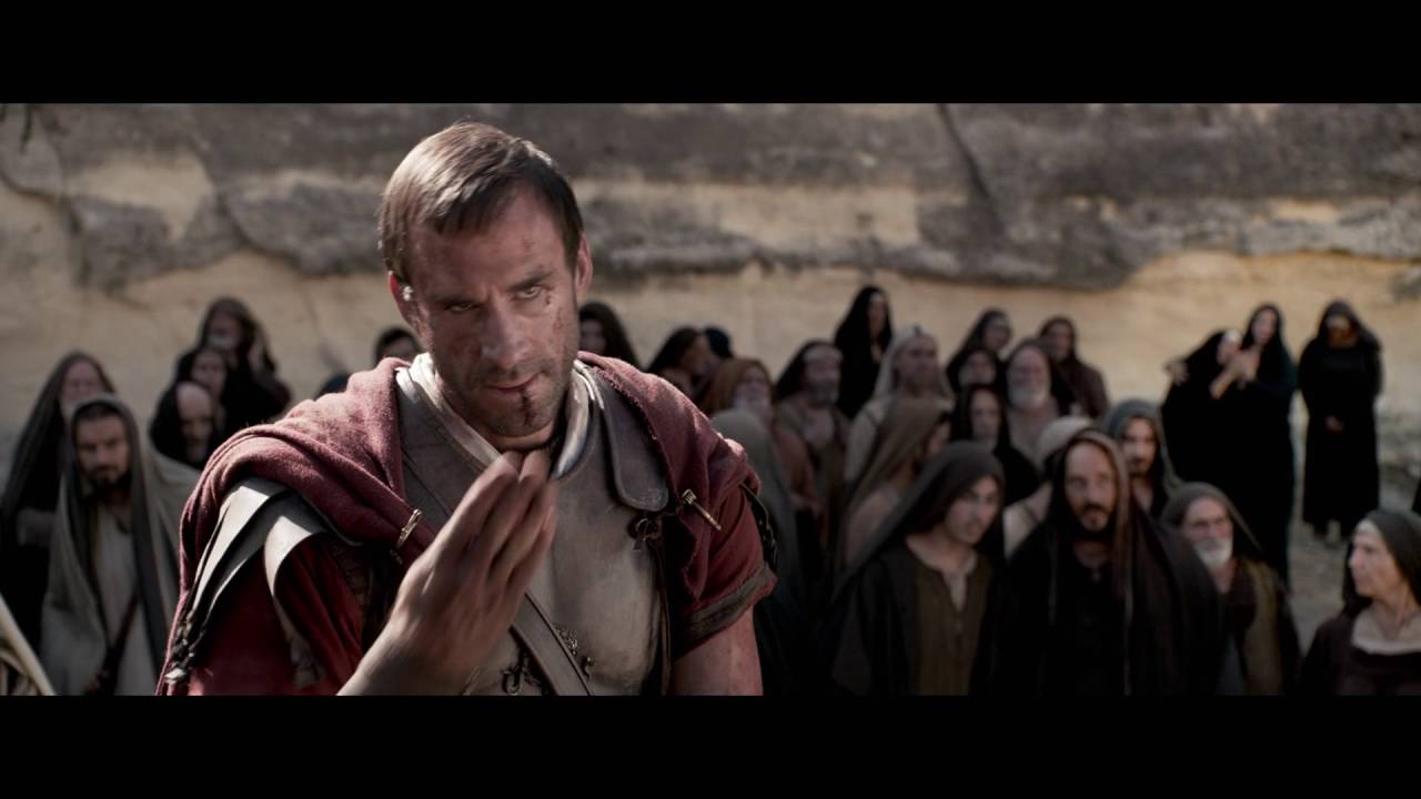 RISEN – Now on Blu-ray, DVD & Digital OFFICIAL TRAILER