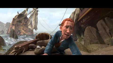 ROBINSON CRUSOE – Seamonster – In Cinemas Now