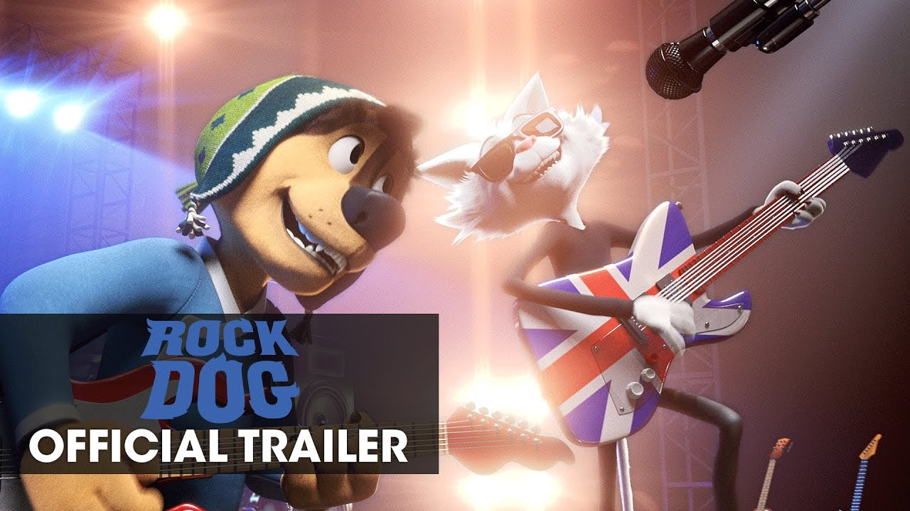 Rock Dog (2017 Movie) – Official Trailer