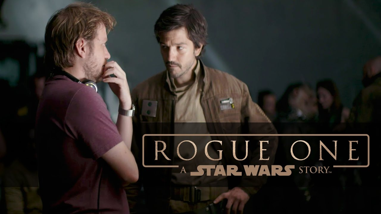 Rogue One: A Star Wars Story Featurette