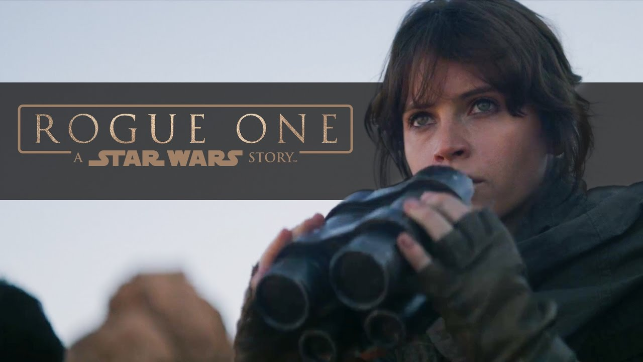 """Rogue One: A Star Wars Story """"Hope"""" TV Spot"""