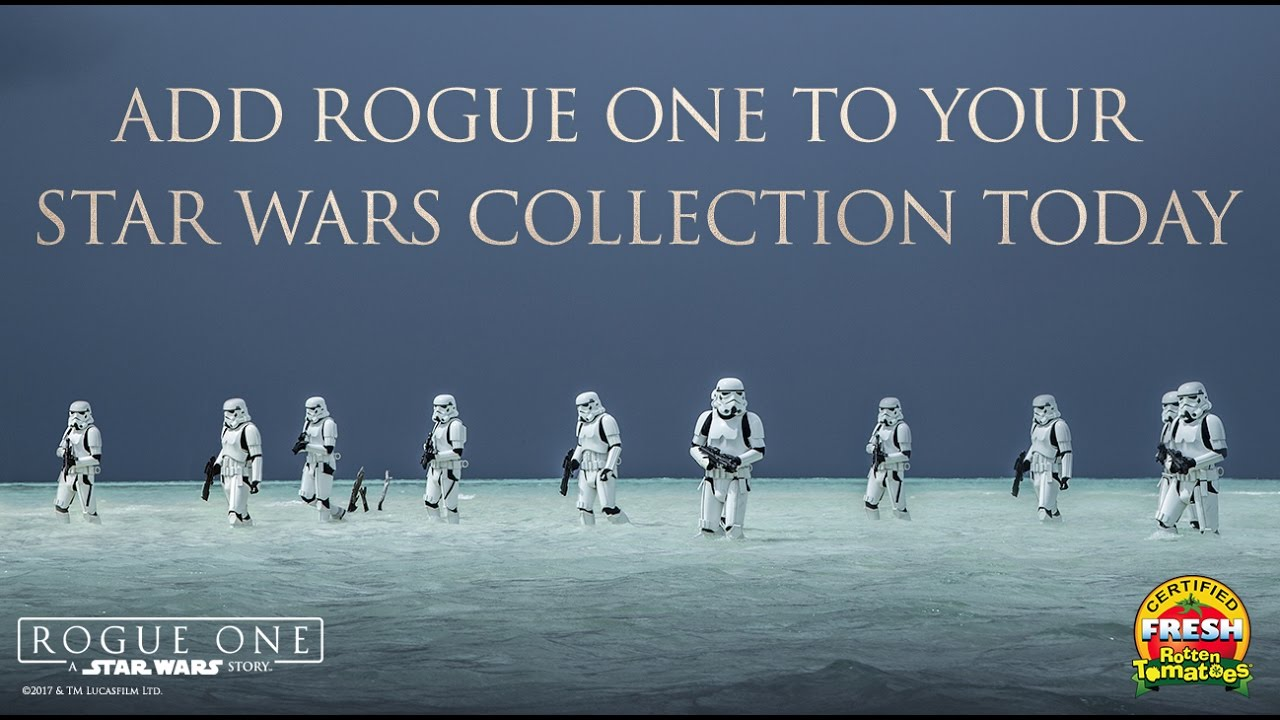 """Rogue One: A Star Wars Story """"Take The Journey"""""""