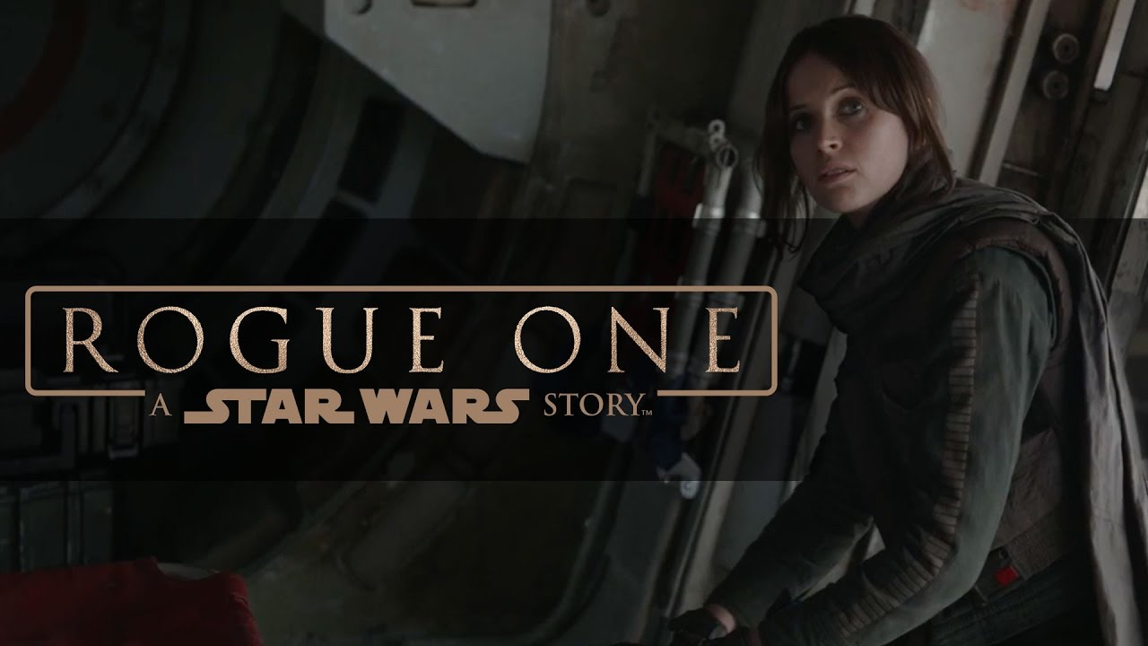 """Rogue One: A Star Wars Story """"Trust"""""""