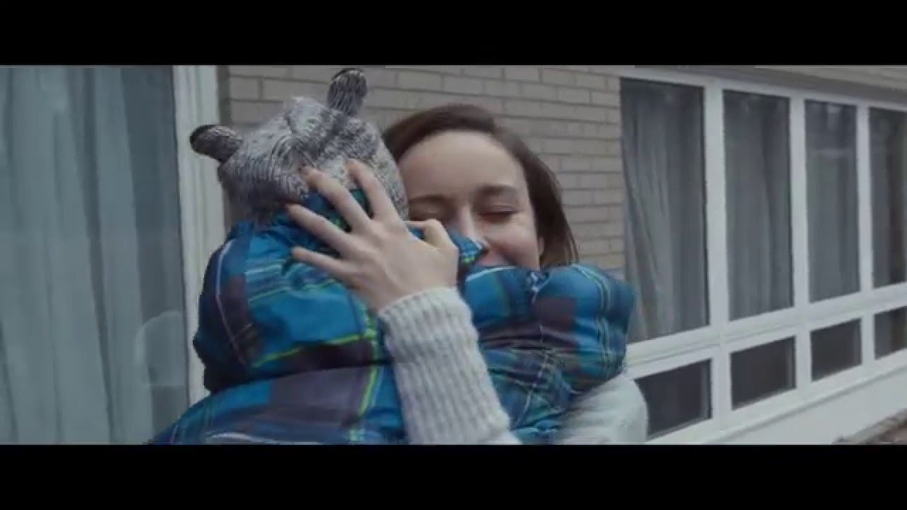 ROOM – Featurette – Brie Larson On Becoming Ma