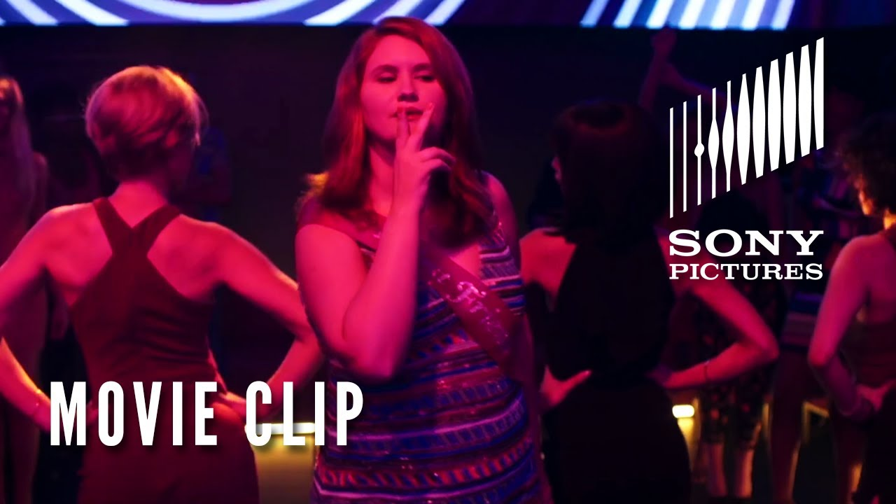 ROUGH NIGHT Movie Clip – Dance Routine
