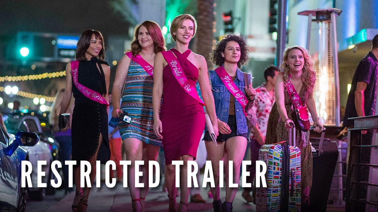 ROUGH NIGHT – Official Restricted Trailer (HD)