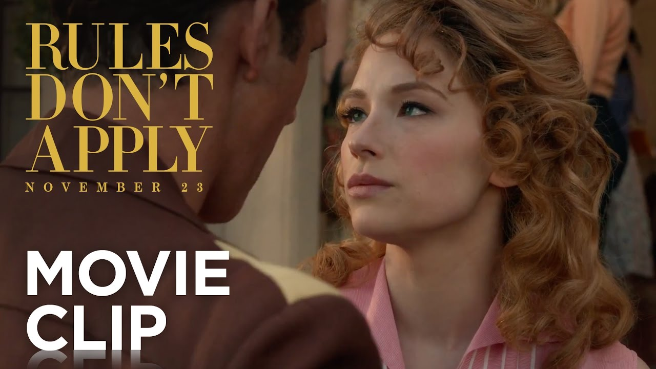 """Rules Don't Apply   """"Dip the Wick"""" Clip   20th Century FOX"""