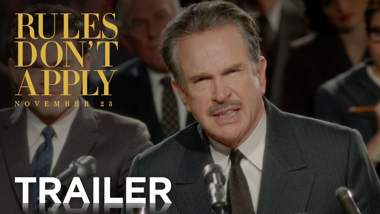 Rules Don't Apply | Final Trailer [HD] | 20th Century FOX