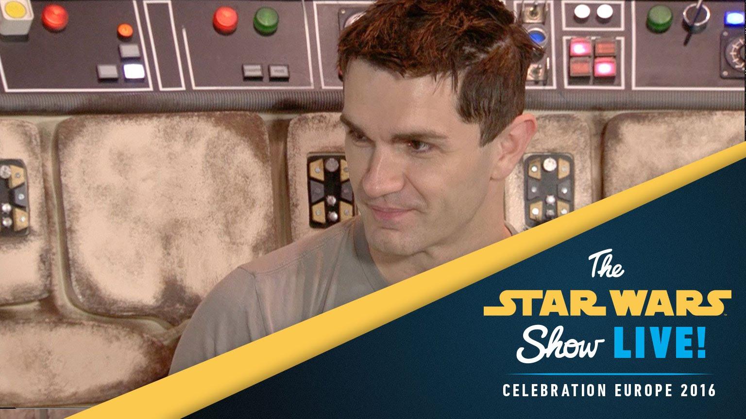 Sam Witwer Interview | Star Wars Celebration Europe 2016