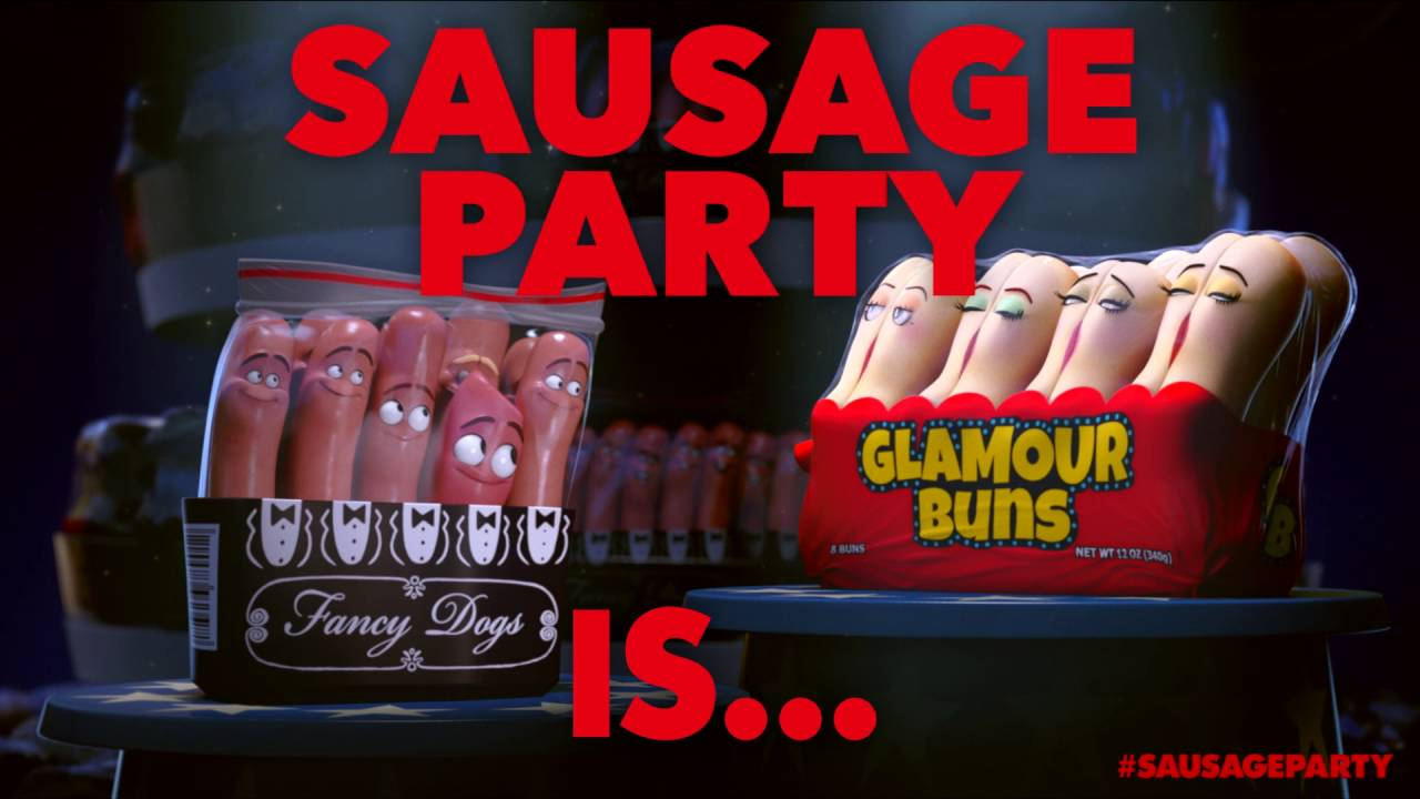 SAUSAGE PARTY – Bananas & Tomatoes (Now Playing)