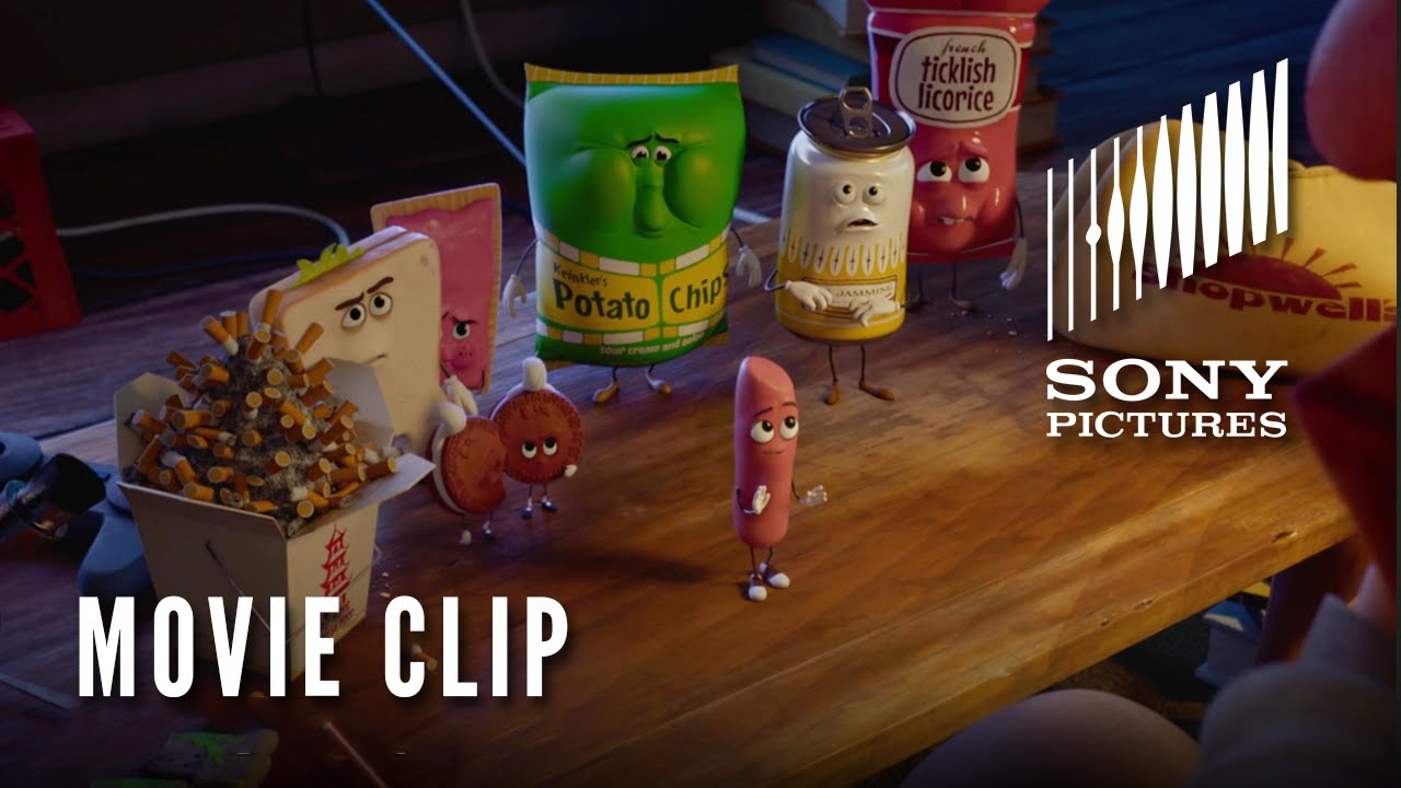 SAUSAGE PARTY Movie Clip – Tweaking (In Theaters August 12)