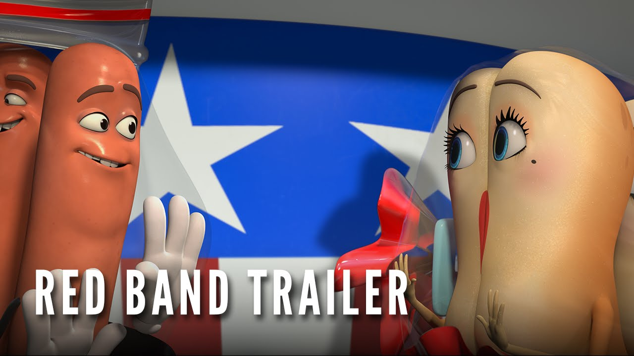 SAUSAGE PARTY – Official Red Band Trailer #2 (HD)