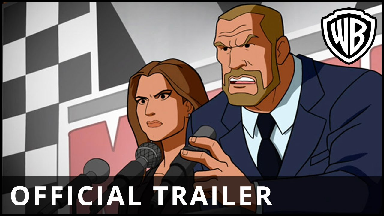 Scooby-Doo! and WWE: Curse of the Speed Demon – Official Trailer – Warner Bros. UK